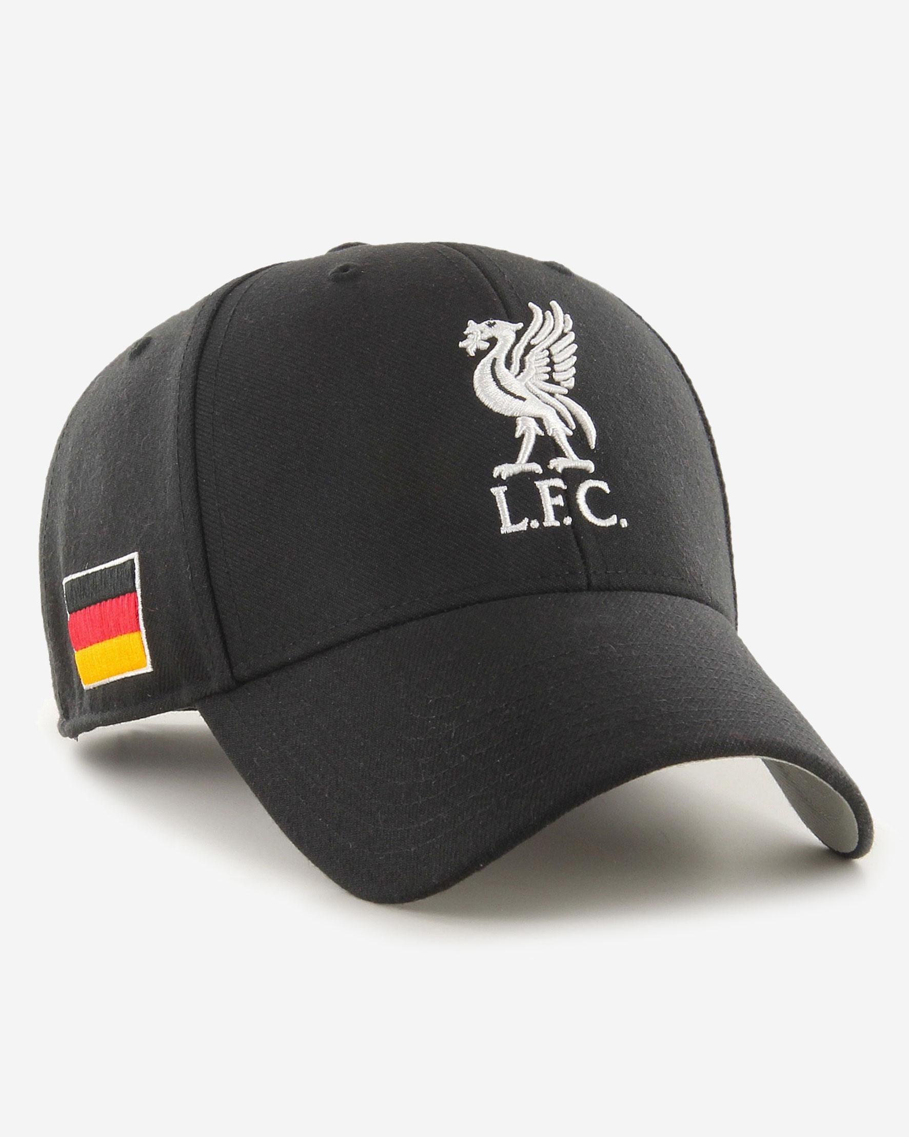 `47 Liverpool FC Erwachsene MVP Branson Kappe LFC Offiziell