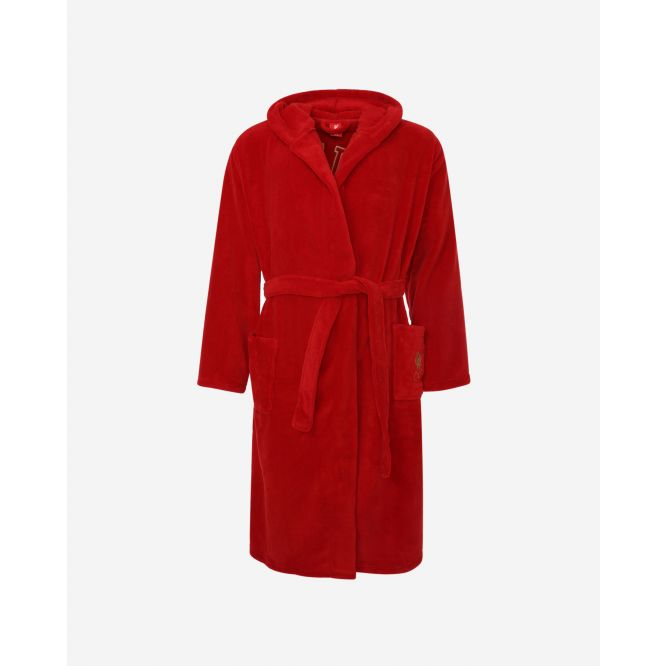 Liverpool Champions League Winners EMBROIDERED POCKET DRESSING GOWN