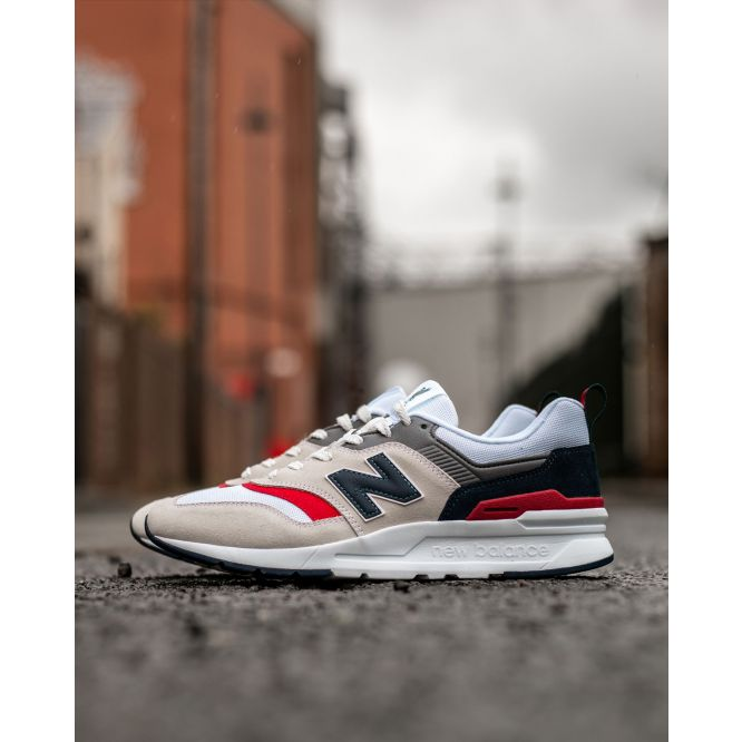 Liverpool FC White NB x LFC 997 Trainer  LFC Official