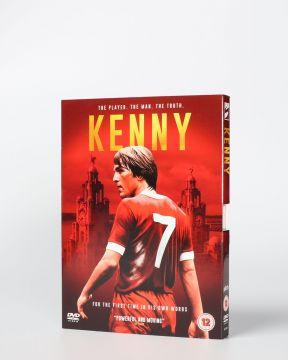 Kenny Dalglish DVD