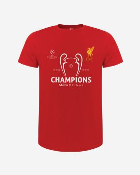 LFC Adults UCL Official Winners Tee