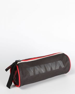 LFC Black and Red Tube Pencil Case
