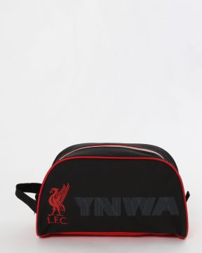 LFC Black and Red Bootbag