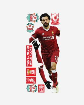 LFC Salah Wall Sticker