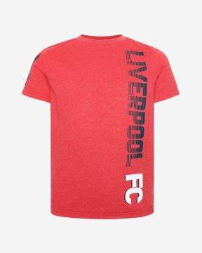 LFC T-Shirt Junior Liverpool FC Rot Mergel