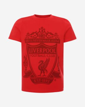 LFC T-Shirt Rot Wappen Junior