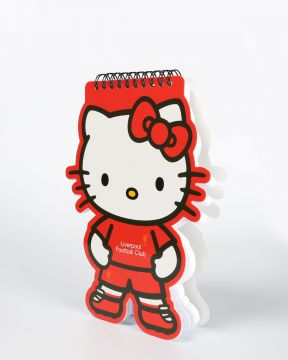 LFC Hello Kitty Notebook