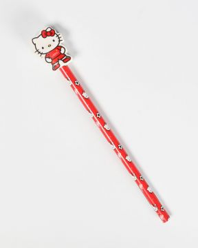 LFC Hello Kitty Pencil And Rubber