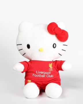 LFC Hello Kitty 10'布偶