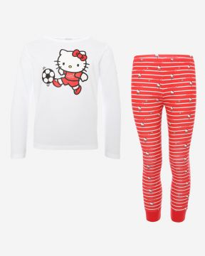 LFC Junior Hello Kitty PJs