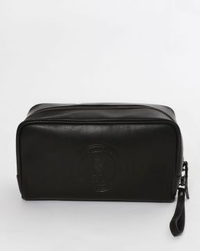 LFC UCL 6 Stars Leather Washbag