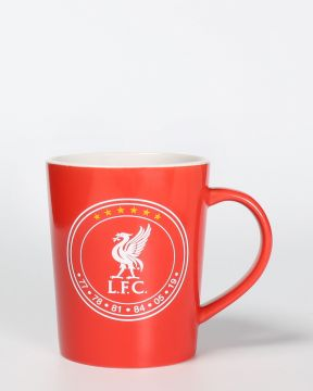 LFC Becher UEFA Champions League 6 Sterne