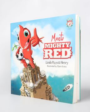 LFC Mighty Red Book