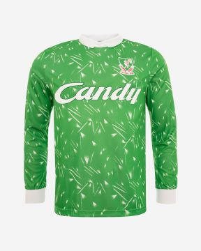 LFC Candy 89 - 91 Retro GK Shirt