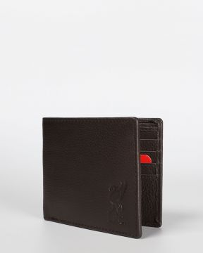 LFC Brown Leather Wallet