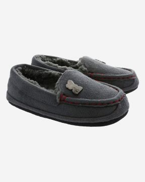 LFC Junior Moccasin Slippers
