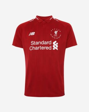 LFC maillot NB des champions d'Europe 18/19 (homme)