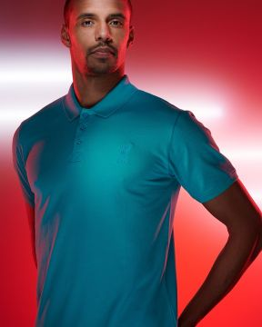 LFC Mens Teal Conninsby Polo