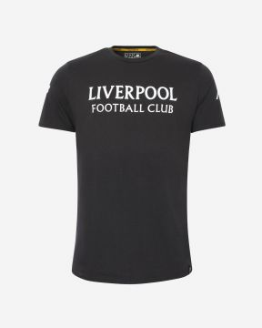 LFC Junior Dunkelgrau Travel Grafik T-Shirt 19/20