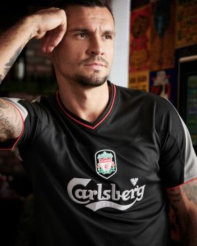 LFC Adult Retro 02-03 Away Shirt