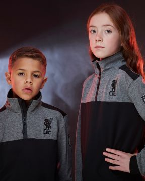 LFC Junior Salah Track Top