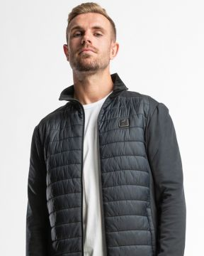 LFC Firma Mens Quilted Jacket
