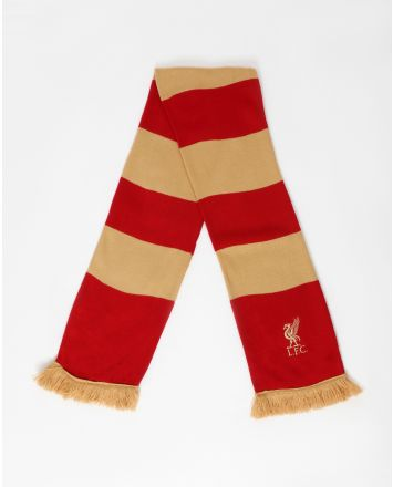 LFC Red & Gold Bar Scarf
