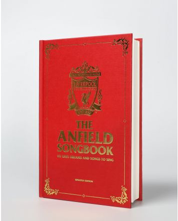 LFC The Anfield Songbook (Liederbuch)