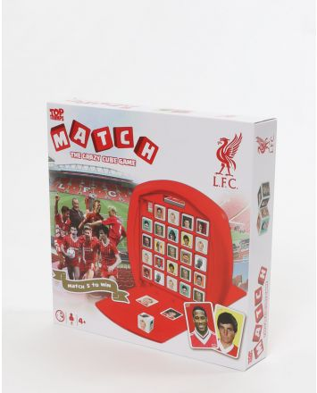 LFC Top Trumps Matchspiel