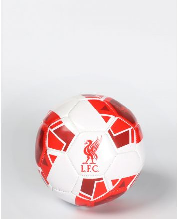 LFC Red & White Size 1 Ball