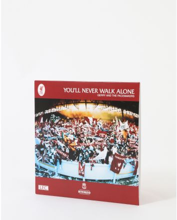 "LFC Disque Microsillon  Vinyle  7"" De « You'Ll Never Walk Alone »"
