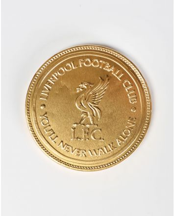 LFC Chocolate Coin