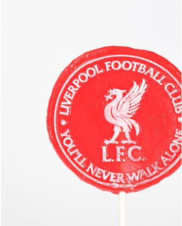 LFC Logo Lolly sucette