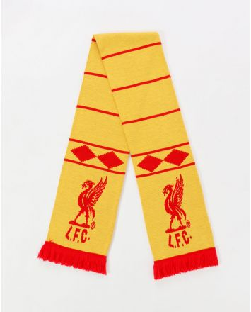 LFC 1982-84 Retro Away Scarf Yellow