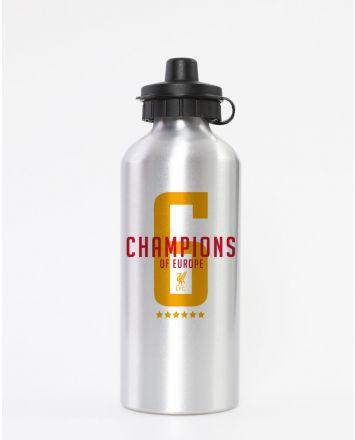 LFC UCL Champions Water Bottle