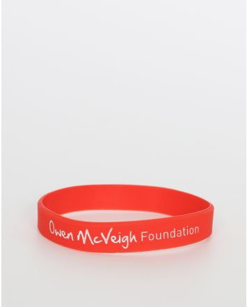 LFC Owen McVeigh Foundation Wristband