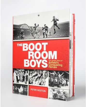 The Boot Room Boys Book