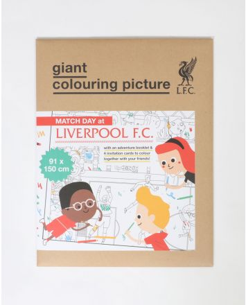 LFC Giant Colouring Picture