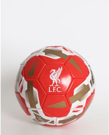 LFC Size 3 Red and White Ball