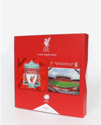 LFC 2 Pack Jigsaw Puzzle
