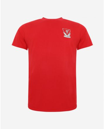 LFC Mens 88-89 Crest Red Tee