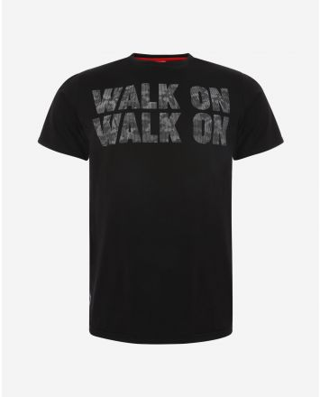 LFC Mens Walk On Black Tee
