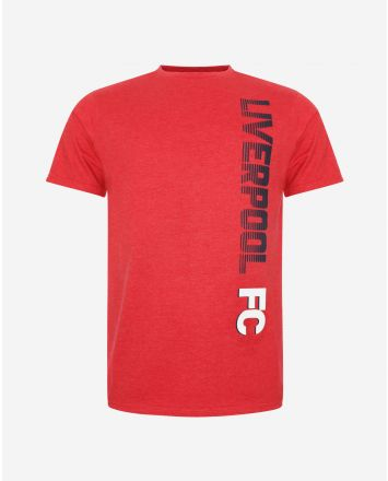 LFC Mens Red Liverpool FC Tee