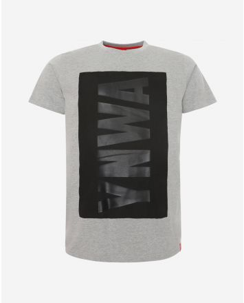 LFC Mens Raised YNWA Grey Marl Tee