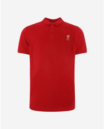 Polo LFC Hombre Rojo Vintage Conninsby