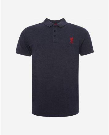 LFC Mens Conninsby Navy Polo