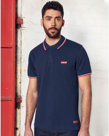 Levi's® x LFC Tipping Trim Polo