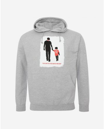 LFC Adults Owen McVeigh Grey Hoody