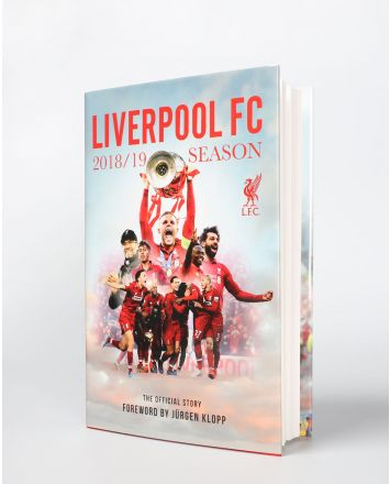 Libro LFC 2018/19 The Official Story