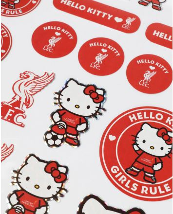 LFC Hello Kitty Sticker Set
